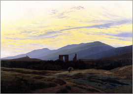 Caspar David Friedrich - Ruine Eldena