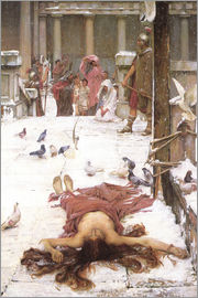John William Waterhouse - Saint Eulalia