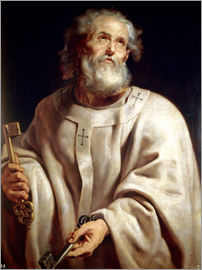 Peter Paul Rubens - Saint Peter