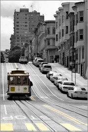 Melanie Viola - San Francisco Cable Car I