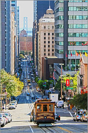 Marcel Schauer - San Francisco Downtown