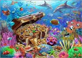 Adrian Chesterman - Undersea Treasure