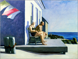 Edward Hopper - Sea Watchers