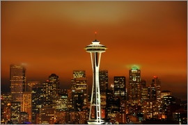 HADYPHOTO by Hady Khandani - SEATTLE BY NIGHT 1