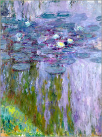 Claude Monet - Seerosen, 1916-1919