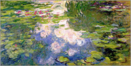 Claude Monet - Seerosen
