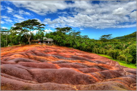 HADYPHOTO by Hady Khandani - SEVEN COLORED EARTH   MAURITIUS 14