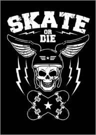Durro Art - Skate or die