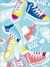 Nory Glory Prints - Sneakers Lovers