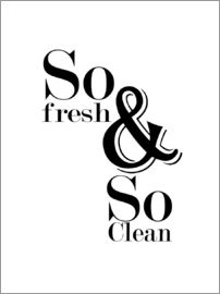 Dani Wijeyesinghe - So fresh and so clean