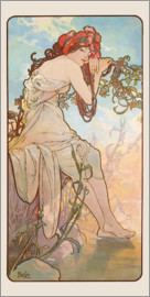 Alfons Mucha - Sommer