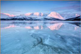 Roberto Sysa Moiola - Sunrise,Lyngen Alps,Troms,Norway