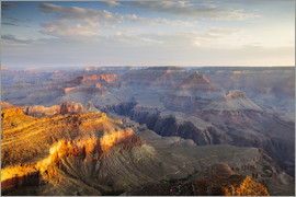Matteo Colombo - Sonnenaufgang von Grand Canyon South Rim, USA