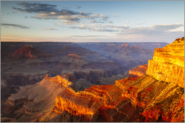 Matteo Colombo - Sonnenuntergang am Grand Canyon South Rim, USA