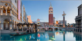 Rainer Mirau - South Las Vegas Boulevard, The Venetian Hotel