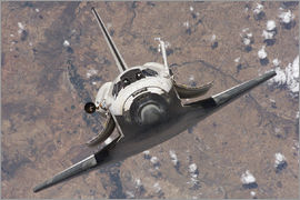 Stocktrek Images - Space Shuttle