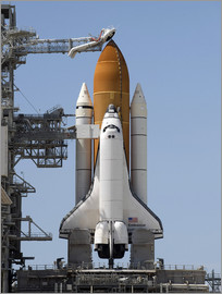 Stocktrek Images - Space Shuttle Endeavour