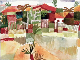 Paul Klee - St. Germain bei Tunis