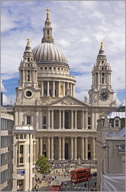 Walter Rawlings - St. Pauls Cathedral, London