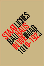 THE USUAL DESIGNERS - STAATLICHES BAUHAUS (VINTAGE)