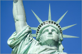 Jan Christopher Becke - Statue of Liberty in New York City, USA