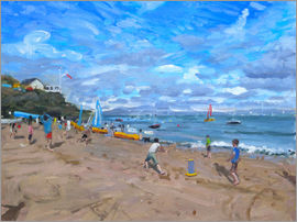Andrew Macara - Strand-Cricket, Abersoch