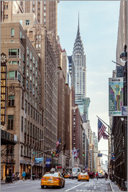 Matteo Colombo - Road at the Chrysler Building