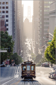 Matteo Colombo - Cable car in San Francisco