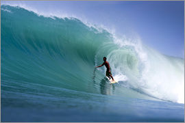 Paul Kennedy - Surfing the dream wave