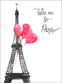 Rongrong DeVoe - Take me to Paris