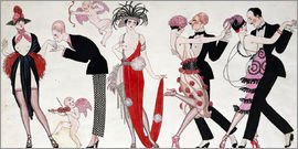 Georges Barbier - Tango