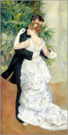 Pierre-Auguste Renoir - Dance in the city