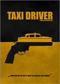 HDMI2K - Taxi Driver - Minimal Alternative Film TV