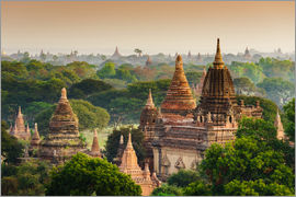 Tempel von Bagan in Mandalay, Myanmar