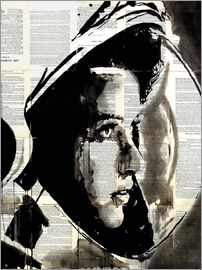 Loui Jover - the astronaut