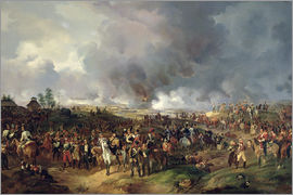 Alexander Ivanovich Sauerweid - The Battle of the Nations of Leipzig