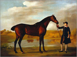 George Stubbs - The Duke of Marlborough's