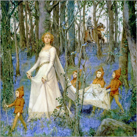 Henry Meynell Rheam - The Fairy Wood