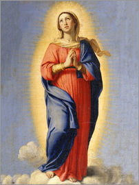 Il Sassoferrato - The Immaculate Conception