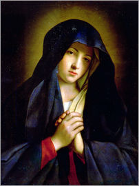 Il Sassoferrato - The Madonna in Sorrow