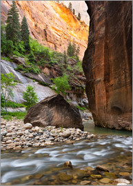 Markus Ulrich - The Narrows, Zion-Nationalpark, Utah, USA