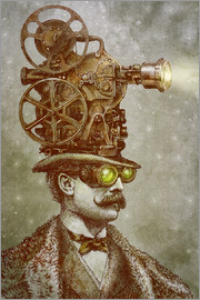 Eric Fan - The Projectionist Poster Lounge