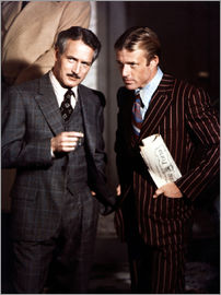 THE STING - Paul Newman und Robert Redford