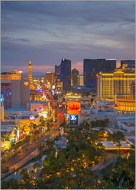 Alan Copson - The Strip, Las Vegas, Nevada, USA