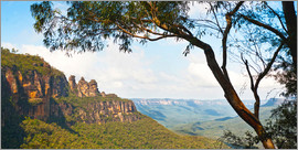 Matthew Williams-Ellis - The Three Sisters in Australien