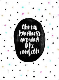 Elisabeth Fredriksson - Throw Kindness Around Like Confetti