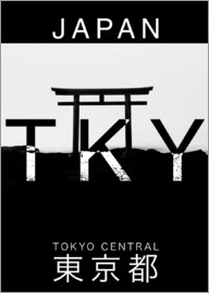 Typobox - Tokio Japan Typographie
