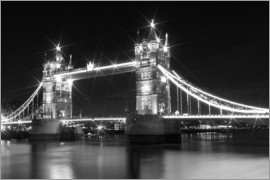 Melanie Viola - Tower Bridge by Night sw