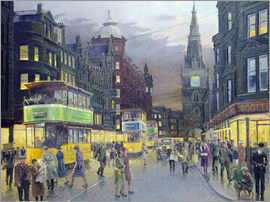 William Ireland - Trongate, Glasgow