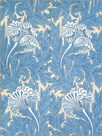 William Morris - Tulpen